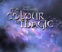 The Colour of Magic: la miniserie