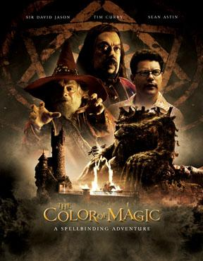 Cartel de The Color of Magic
