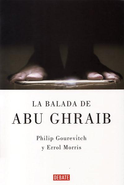 Portada de La balada de Abu Ghraib
