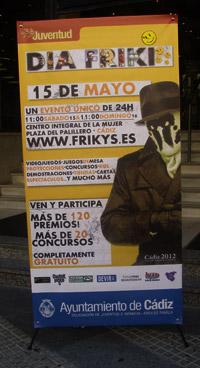 Día Friki de Cádiz