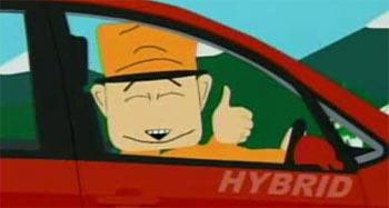 South Park 10x02: Smug Alert!