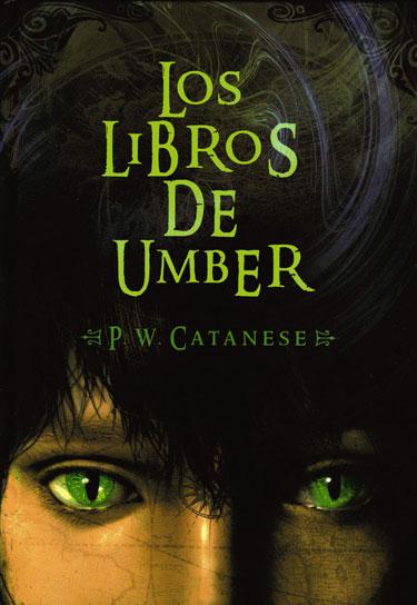 Los libros de Umber - Portada