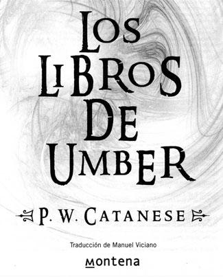Los libros de Umber - Portadilla