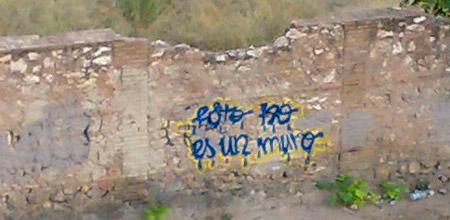 Esto no es un muro