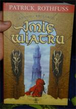 Edición polaca de El nombre del viento