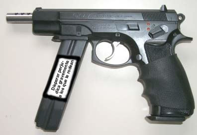 Disparar perjudica gravemente a los que le rodean