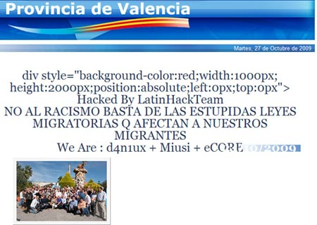 Segundo hackeo PP Valencia - 1