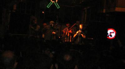Concierto de Tom Bombadil en la Magdalena 2009