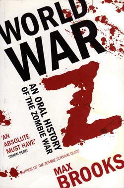 World War Z - Portada